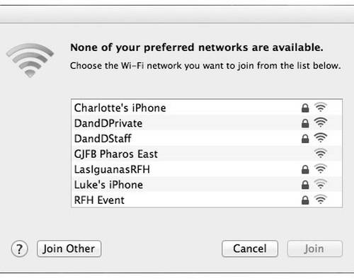Wifi Networks as 'Digital Territories'