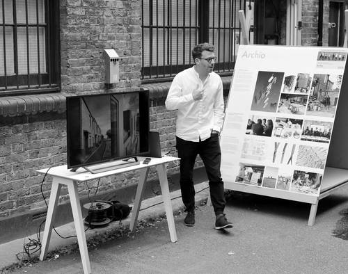 Archio's LFA Talk and Exhibtion