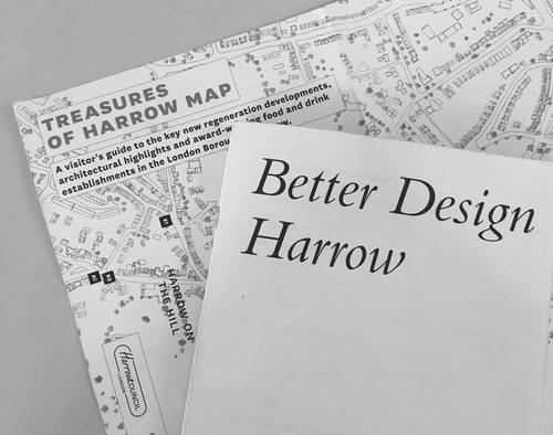 Mellis Haward joins Harrow Council's newly formed Harrow Design Review Panel
