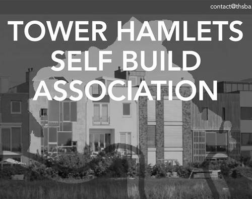 Kyle joins Tower Hamlets Self-Build Forum
